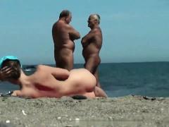 voyeur pussy beach