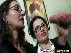 two-mature-office-ladies-get-hot-at-work