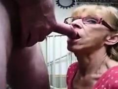 German Webcam Granny