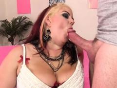 Super Hot Bbw Buxom Bella Hardcore With Fat Dick