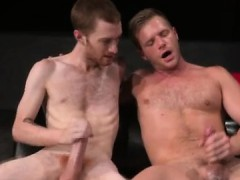 Ass Fisting Gay Boys Seamus O' Reilly Is Stacked On Top Of B