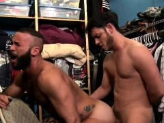 bearded-stud-gets-blowjob-and-ass-filled-by-cock