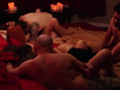 Swinger Couples Making Orgy In Reality Show