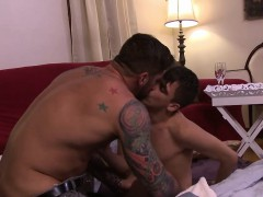 Passionate Doggystyle Session With Kory Houston And Hugh