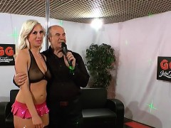 blonde sex bomb bukkake lover – german goo girls Hot