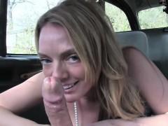 Milf Stacey Saran Fucks In The Backseat