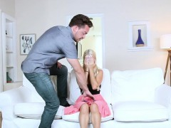 Mybabysittersclub - Blonde Teen Fucked By Big Cock Boss