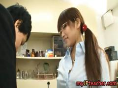 Kirara Kurokawa Sweet Asian Teacher Part1