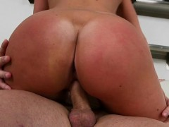 Shy Honey Hungry For Some Thick Dicks Goes To Casting