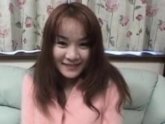 Mako Kamizaki works dicks in premium Asian threesome