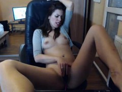 Sexy Solo Pussy Toying And Fingering