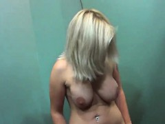 Flawless Czech Cutie Is Tempted In The Mall And Drilled In P