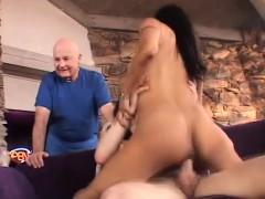 Latina Housewife Cuckold Sex
