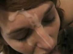 british indian college babe blowing dick taking cumshot