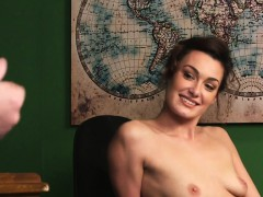 Mistress Shows Tiny Tits