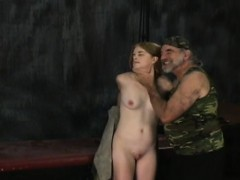 Raw Scenes With Obedient Babes Enduring Bizarre Thraldom Sex