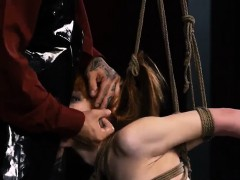 Star Nine Bondage And Chubby Bdsm Just As Funk Is Setting