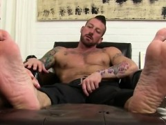 Gay Cowboy Feet Lick Movie And Hairy Legs Show The