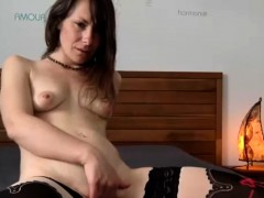 amateur les in stockings rimming and fingering in hd WWW.ONSEXO.COM