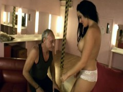 stepson and stepfather get sucked off by melissa passion WWW.ONSEXO.COM