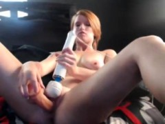 Nice Girl Gives A Damn Masturbation Show