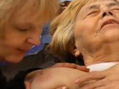 Omapass Amateur Grandmas Lesbians Toys Play