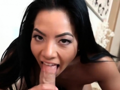 cute babe tries out backdoor sex and filmed by pervert dude