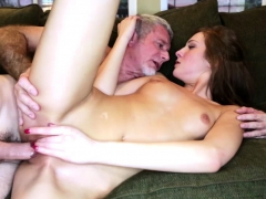 Pervy Dad Fucking Molly Mansons Teen Pussy On Top