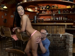 Daddy4k. Can You Trust Your Girlfriend Leaving Her Alone…