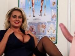 Uk Nurse Voyeur Humiliates Tugging Patient