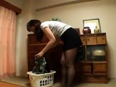 Pantyhose Asian Upskirt Spy Hidden Candid Cam