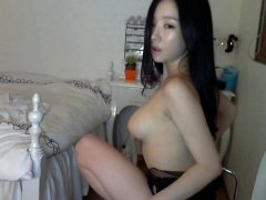Asian Guy Solo Masturbation