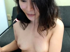 Amateur Asian Masturbate And Get Pussy Fucked