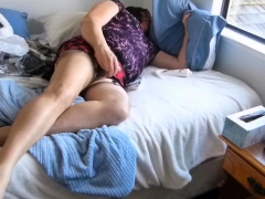Crossdressers Finest Masturbation
