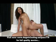cute-afro-chick-riding-cock-and-fucked-hard-and-licked-on