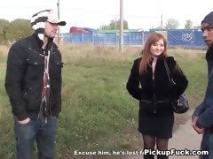 busty-redhead-blowjob-in-a-park