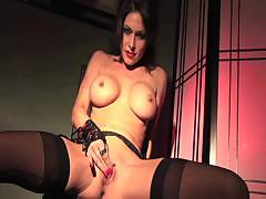 Red Lighted Chick Exposes