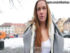 super-sexy-dominika-flashes-tits-in-cold