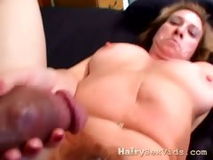 hairy-pussy-creamed-by-hairy-guy