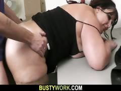 bbw-takes-it-hard-from-behind-by-co-worker