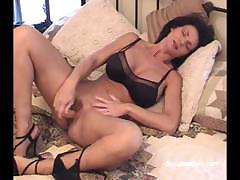 Deauxma Sexy Masturbation