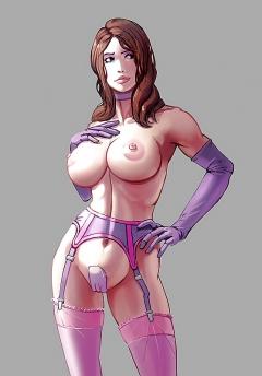 Wwe alexa bliss topless nude boobs ass naked pics