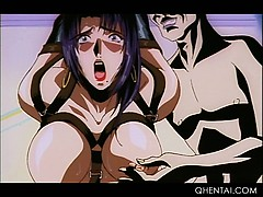 Hentai Slut In Huge Boobs Gets Tortured Hard In Bdsm Video