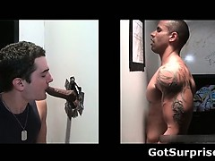 Straight Dude Sticks His Cock In Gay Part5