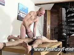 Gay Video Dom Man Kieron Knight Has A Fantastic Youthful