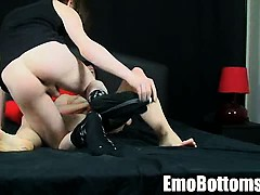 Emo Twink Jack Styles Getting Fucked Hard Anally