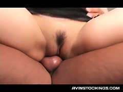 Horny Japanese Milf Playing Naughty Mistress Humps Starved