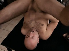 Self Facial With Own Cum