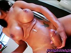 Hot Sexy Sabrina Suzuki Showing Us How To Masturbate