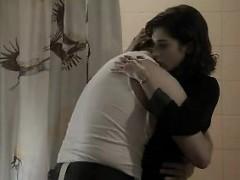 lizzy caplan tits in sex scenes